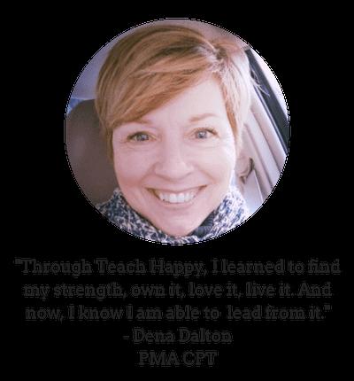testimonial from Dena Dalton